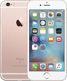 i Phone 6s (rose gold) - 64GB