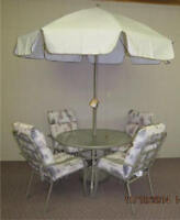 Used Outdoor Patio Set (complete)