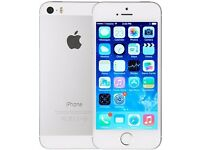 iphone 5s, 16gb, on Vodafone, lebara, sainsbury and talk home network, cosmetic used, £105 fix price