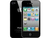 Apple iPhone 4 s black 8 gb