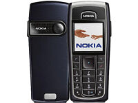 *Unlocked* Nokia 6230 Mobile Phone Used Condition *Giff Gaff/Lyca/Lebara*