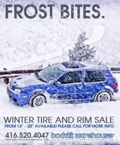 """winter tires direct from the warehouse """"ON SALE''"""