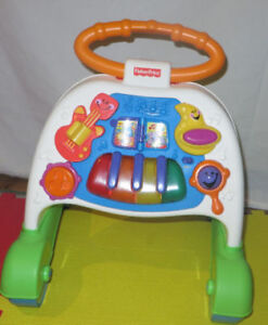 Fisher-Price   Trotteur   Musical    2     en    1
