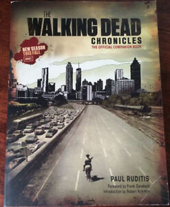 The WALKING DEAD Chronicles Companion Book Zombie Season 1