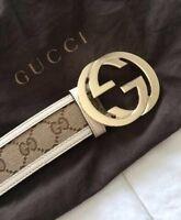 NEW women's Gucci belt