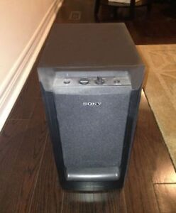 Home audio subwoofer