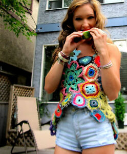 Funky Recycled Clothing in Campbellford