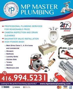 Master plumber( free visit & estimate)