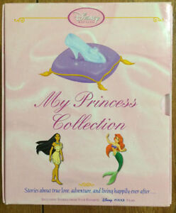 12 Books DISNEY PRINCESS BOX SET $10
