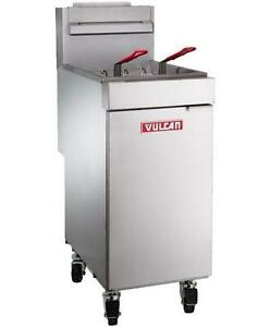 Commercial Gas Deep Fryer - On sale, brand new, free shipping, factory warranty - iFoodEquipment.ca