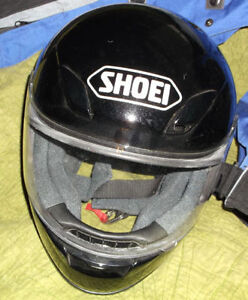 Motorcycle gear. Jacket, helmet, * all cose to new! new prices! London Ontario image 3