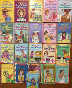 JUNIE B JONES Chapter Books 21 for $30
