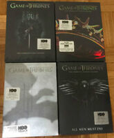 Game Of Thrones / House MD on DVD