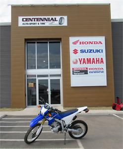 2013 Yamaha WR250