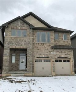 Brand New Detached Home in Cambridge for Lease