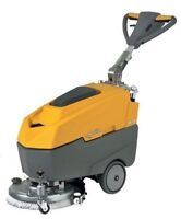 BRAND NEW AUTOSCRUBBER W/ BATTERY + FREE PADS!
