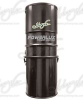 POWERLUX - 12 gal Central Vacuum w/ Complete Central Kit