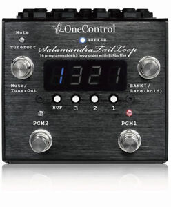 One Control Switchers/Controllers/Pedals  Musique Max Boutique
