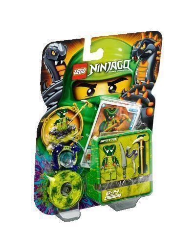 Lego ninjago snake spinners ebay - Serpent lego ninjago ...