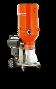 Husqvarna DC 5500 Wet/Dry Dust Collector Petersham Marrickville Area Preview