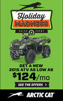 Holiday Madness Sales Event