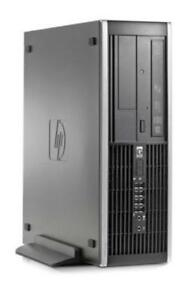 BOXIN DAY DEALS ARE HERE!! HP ELITE 8000 SFF, CORE 2 DUO, 4GB RAM, 160GB