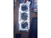 GTX 980Ti HALL OF FAME EDITION CARD MINT CONDITION want gone