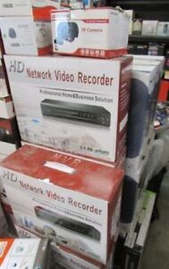 70% OFF ! ! Large quantity of Surveillance Cameras and more!