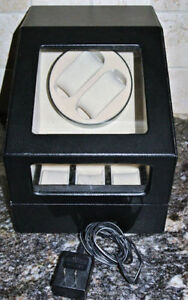 Double Unidirectional Watch Winder