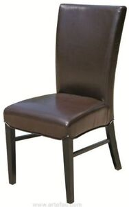 Sale Leather Bar Counter Stools Dining Accent Club Arm Chairs