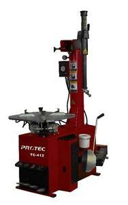 TIRE CHANGER / TIRE MACHINE - TC412 - CLENTEC