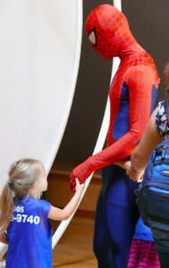 K-W Spider-Man superhero birthday party appearance Cambridge Kitchener Area image 10
