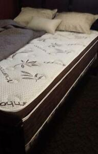 Smoked out Bed?  Mattress Available in all sizes (most stocked)