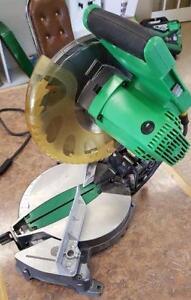 HITACHI  10??? compound mitre saw (REFURBISHED)