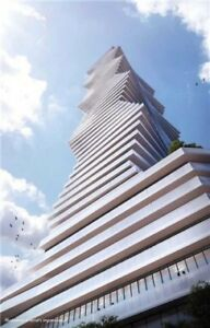 2 bedroom condo in brand new M city  building very rare to find.