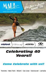 Best SUP- Stand Up Paddle Board Package - Spring Sale!