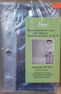 SHOWER CURTAIN FOR $4.99