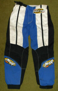 World Tour motocross pants size 26