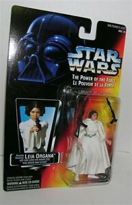 Star Wars Power of the Force Action Figures new in package Kitchener / Waterloo Kitchener Area image 2