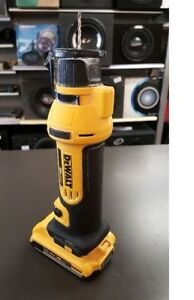 Cut-Out Tool Dewalt DCS551 20vMax avec batterie
