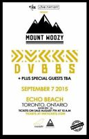 DVBBS @ ECHO BEACH SEP 7 - ONLY $125 PER HARD COPY TICKET