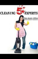Home CLEANING EXPERTS -> CALL or TEXT TODAY (780) 808-1554