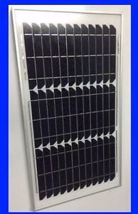 plusieurs Panneau solaire 20 watts monocristalline neuf