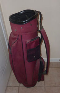 4 Golf bags $ 5 - $ 15, golf umbrella $ 5, set of golf clubs $20 Kitchener / Waterloo Kitchener Area image 6