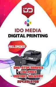 Affordable Digital Printing