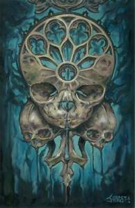 Prints by Jason Angst  - Not for the faint of heart
