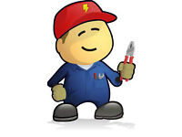 Electrical, plumbing and generalmaintenance repairs and installation