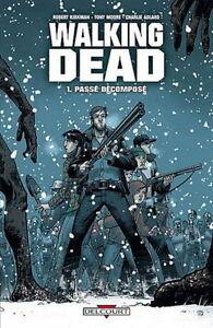 Walking Dead - Tomes 1/2 et 4 en français
