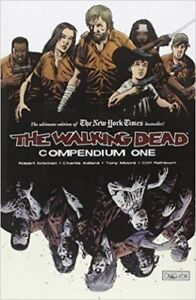 the Walking Dead Compendium Volumes I have Vol. 1, 2 and 3 Paper