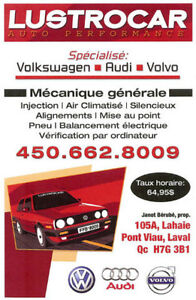 Specialiste Audi |450-662-8009| Garage Montreal | Laval